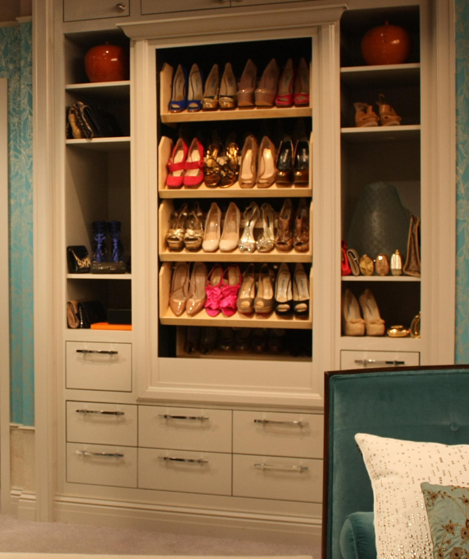 Automated Shoe Storage